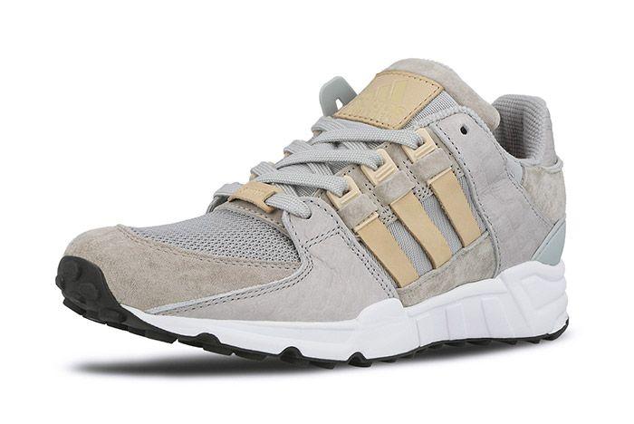 Adidas Equipment Support 93 Eqt Clear Onyx Grey 1