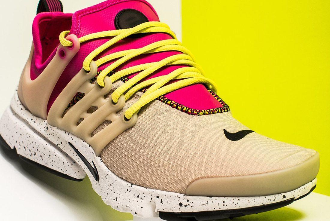 Nike Womens Air Presto Ultrasi Mushroom Deadly Pink 4