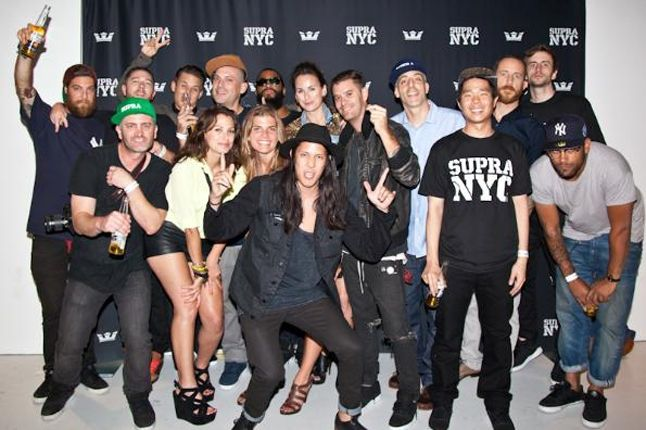 Supra Nyc Fashion Night Out 12 1
