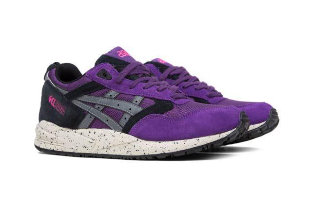 Asics Gel Saga Purple1