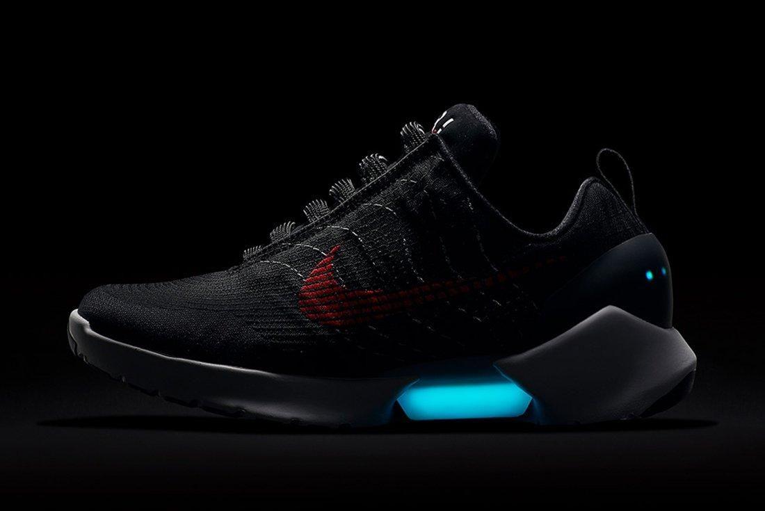 Nike Hyperadapt 1 0 Blackuniversity Red 1