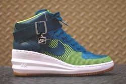 Nike Lunar Force 1 Sky Hi Jacquard Space Blue Thumb