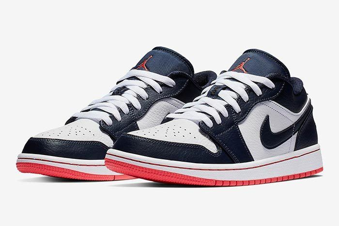 Air Jordan 1 Low Obsidian 2