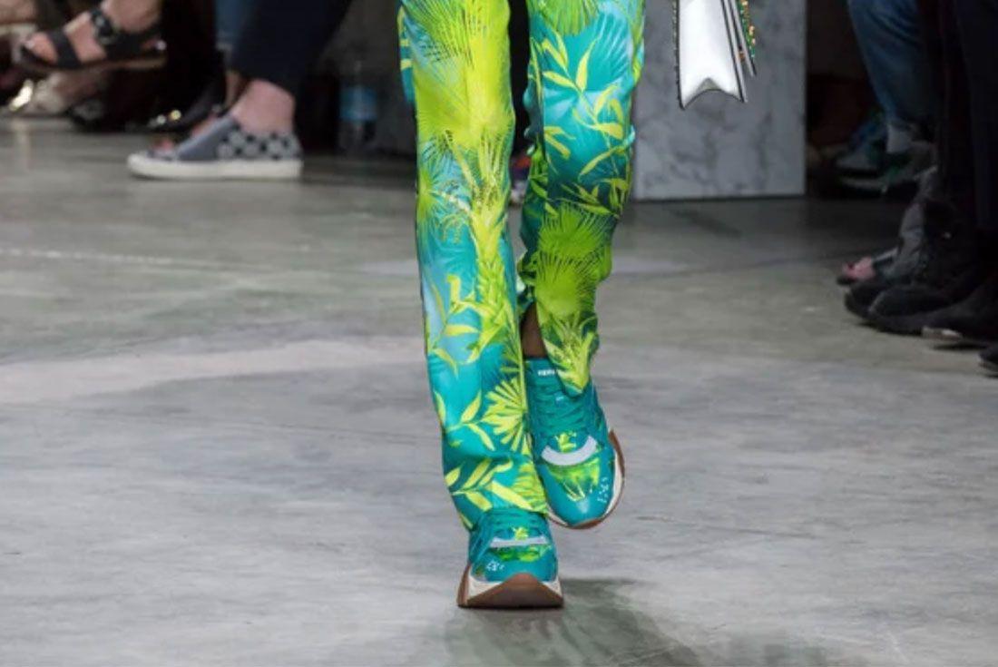Milan Fashion Versace 2