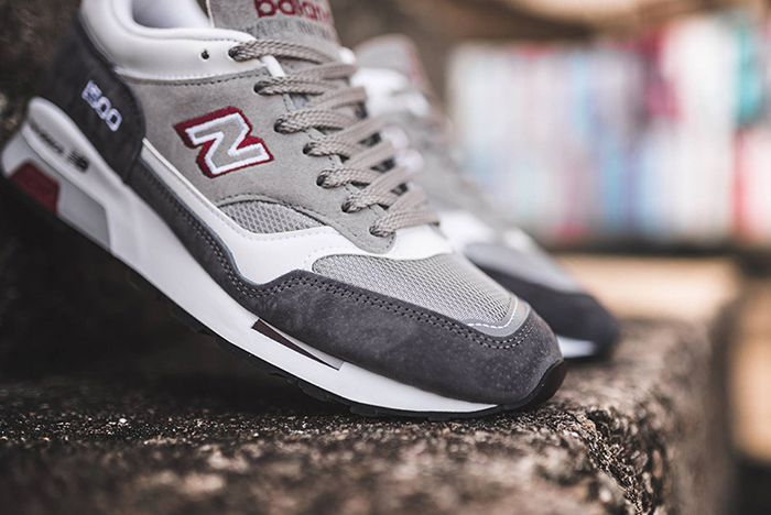 New Balance 1500 Whitered 2