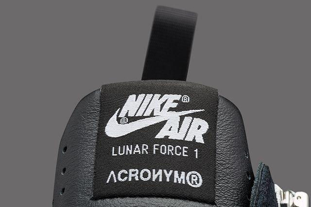 Acronym X Nike Lunar Force 1 Zip21