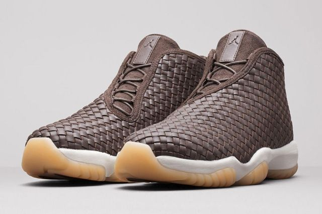 Air Jordan Future Dark Chocolate Bump 4