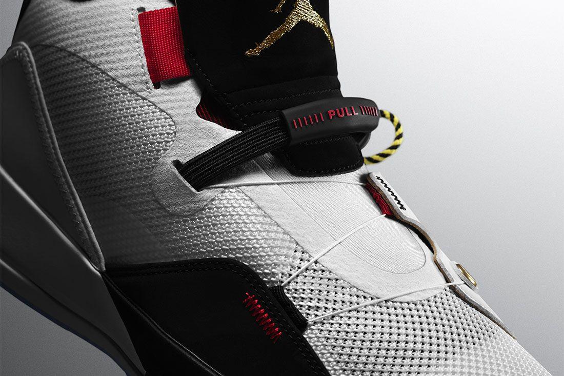 Air Jordan 33 2019 Sneaker Tech 2