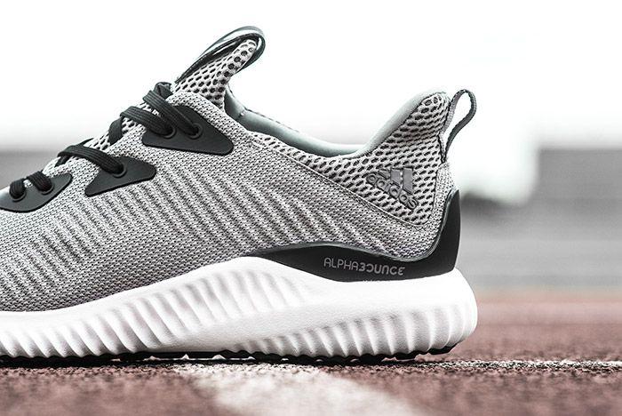 Adidas Alphabounce Grey 3