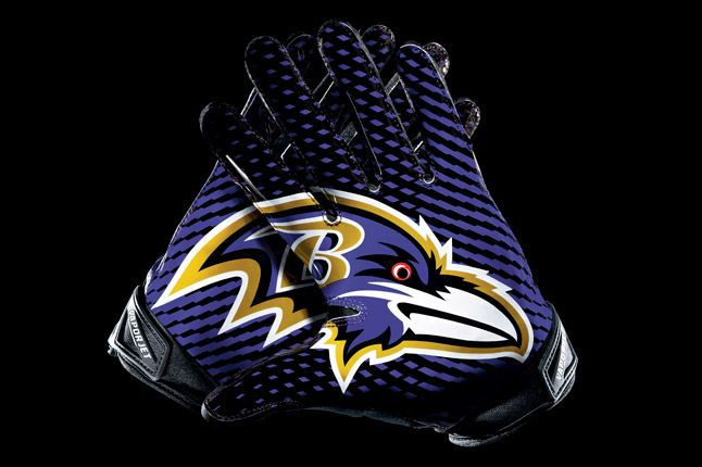 Baltimore Ravens Glove 1