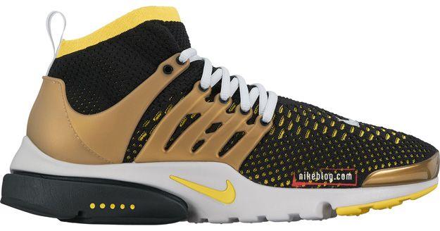 Nike Air Presto Flyknit Ultra 4