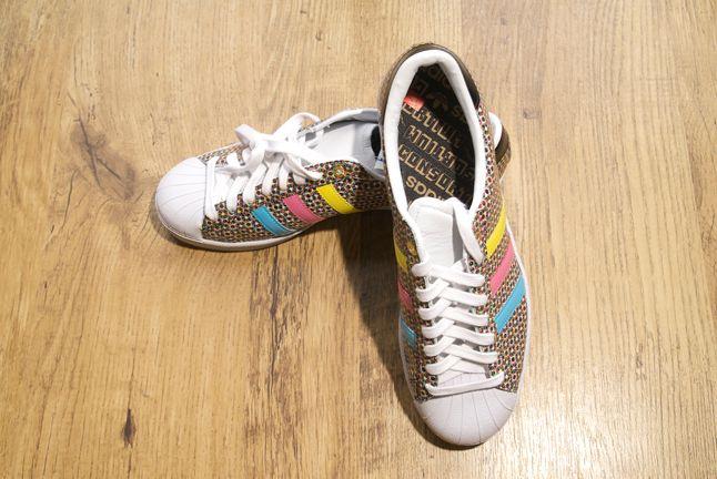 Adidas Superstar Consortium Pixel 1