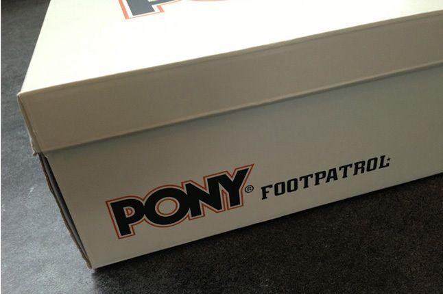 Footpatrol Pony Topstar Box Insignia 2 1