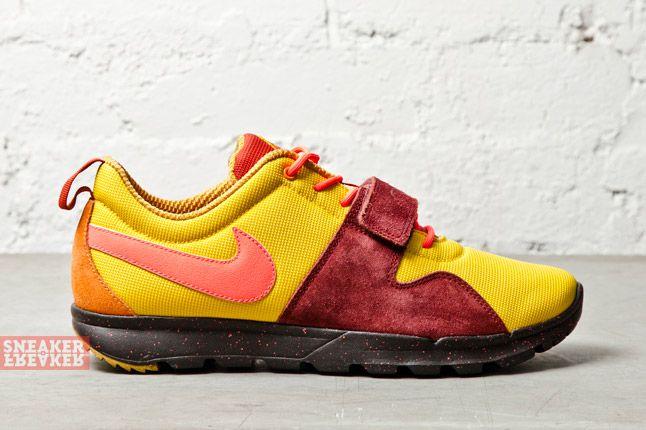 Nike Trainerendor Poler Vivid Sulfur Atomic Red 4