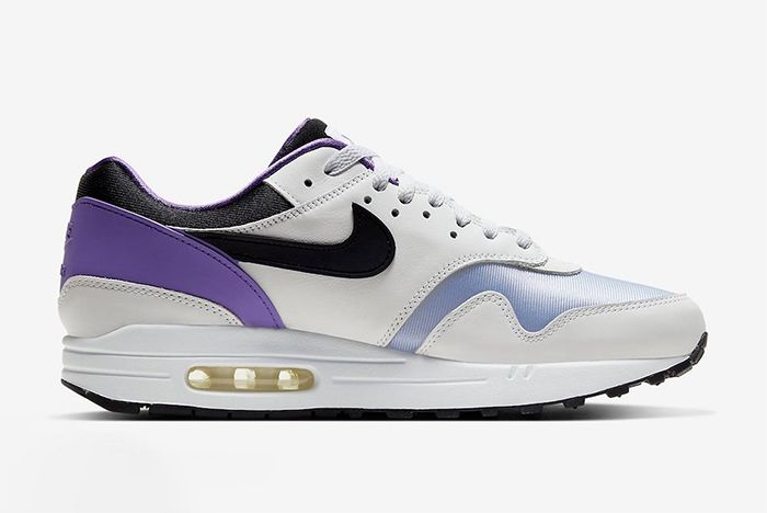 Nike Dna Series 87 X 91 Air Max 1 Purple Punch Right