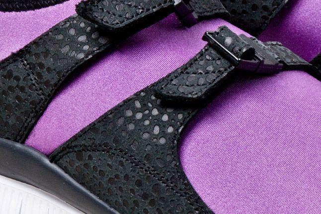 Nike Free Sockracer Pur Detail 1