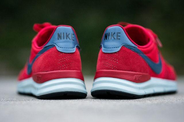 Nike Lunar Internationalist Red 4