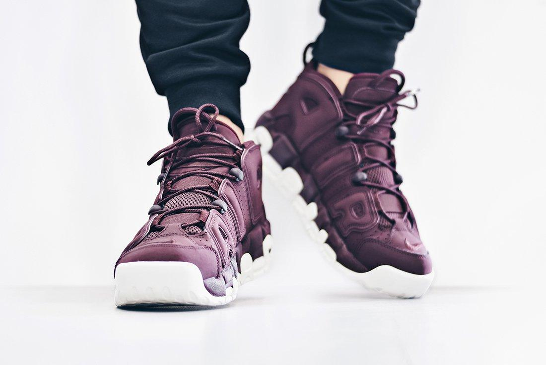 Nike Air More Uptempo Bordeaux