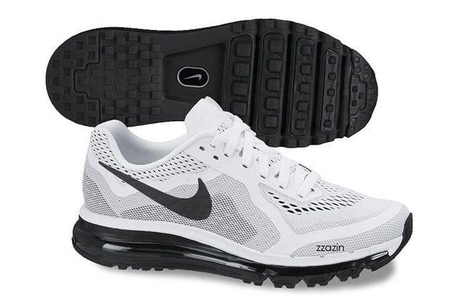 Nike Air Max 2014 White 1