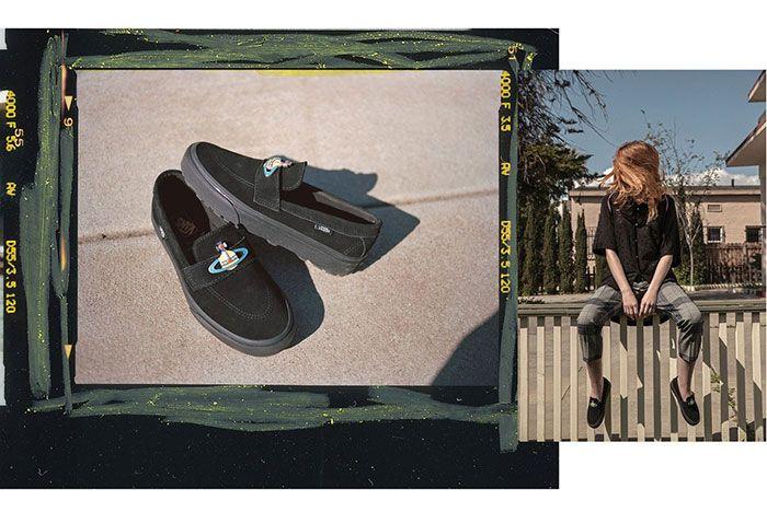 Vivien Westwood Vans Lookbook4 Style 36