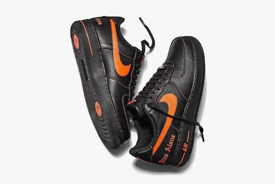 Vlone X Nike Lab Air Force 112
