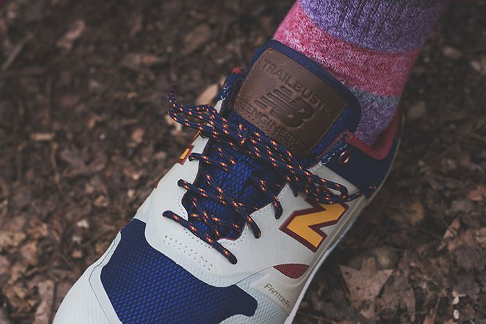 Extra Butter X New Balance Trailbuster Re3