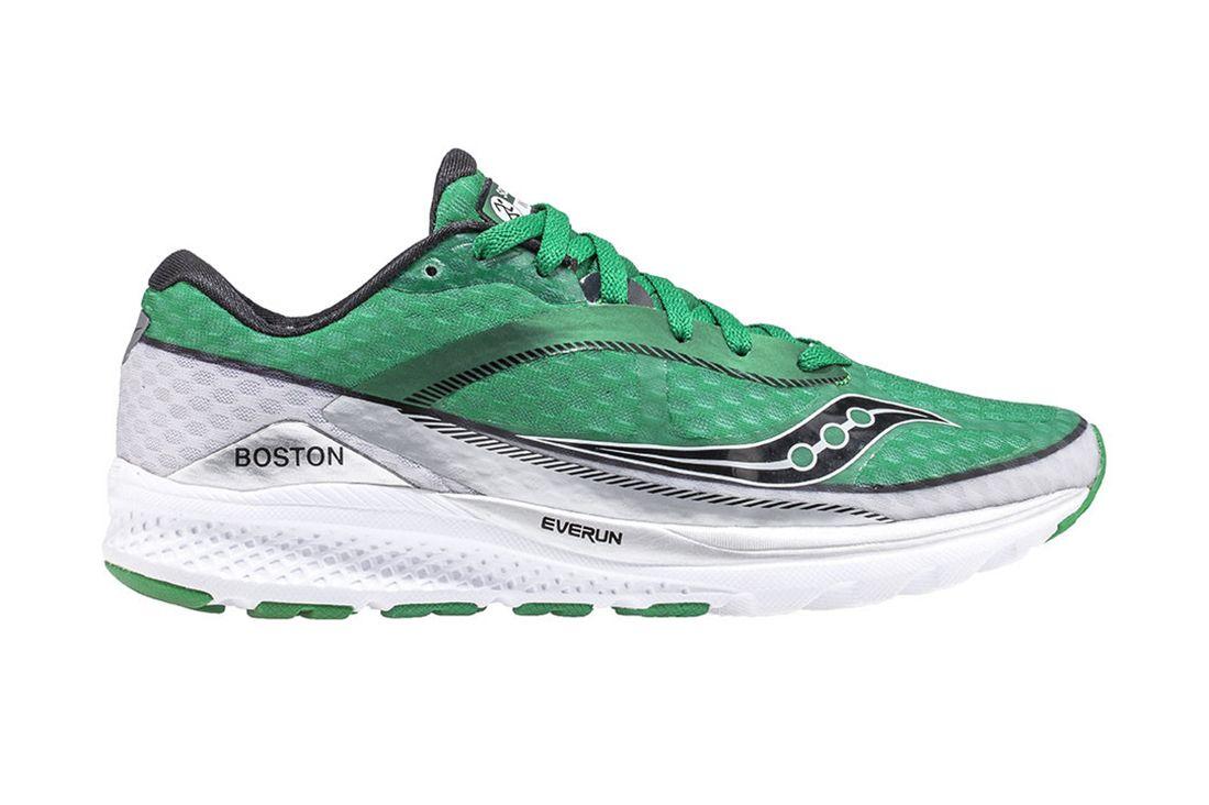 Saucony Kinvara 7 Boston Best Marathon Shoes Feature