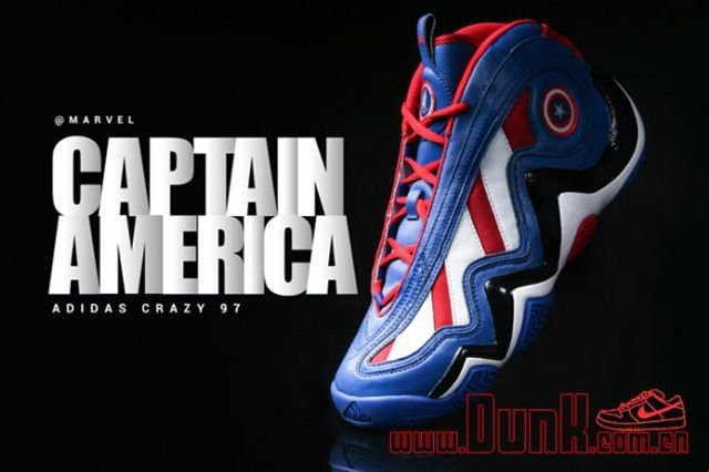 Adidas Avengers Pack 5