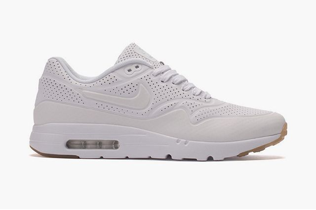 Nike Air Max 1 Ultra Moire White White