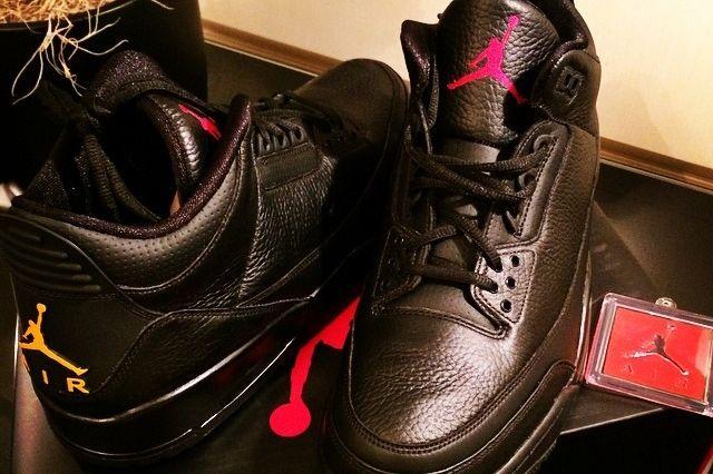 Thumb Air Jordan 3 Drake Lil Wayne