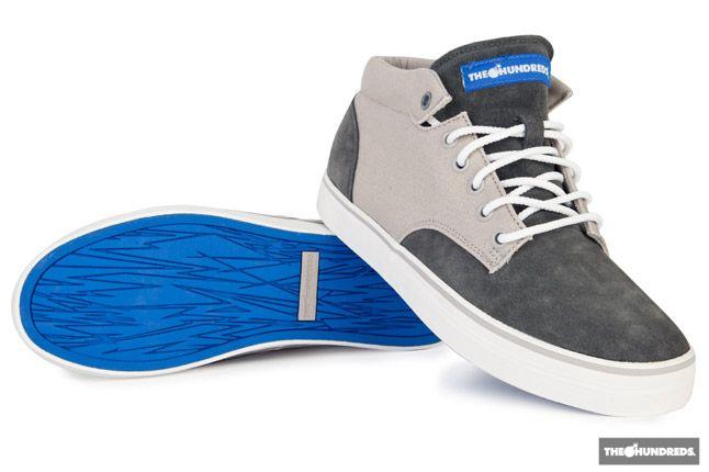 The Hundres Footwear Johnson Mid 1