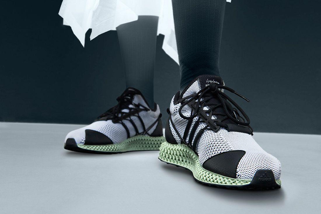 Adidas Y 3 Runner 4 D 2