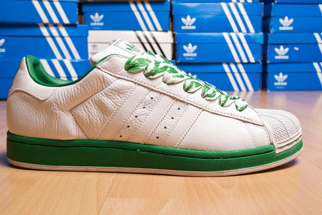 Dean Morris Adidas Superstar 4 1