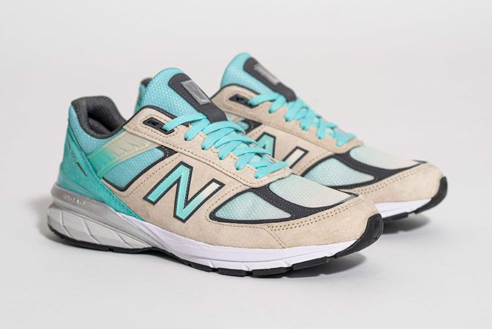 Ycmc New Balance 990V5 Big Checks And No Stress Release Date Official