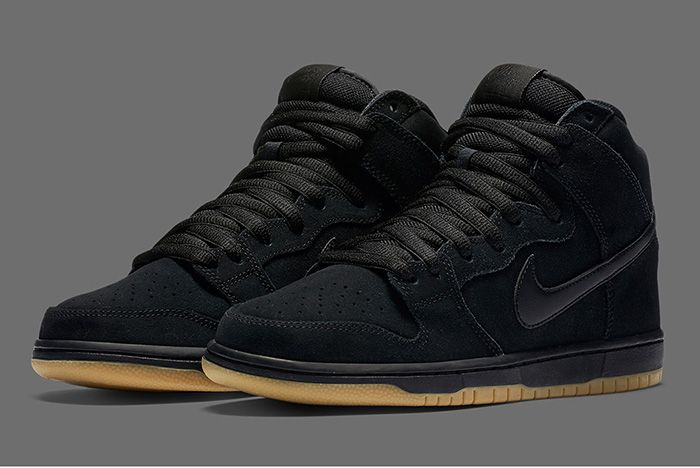 Nike Dunk High Blackgum 2