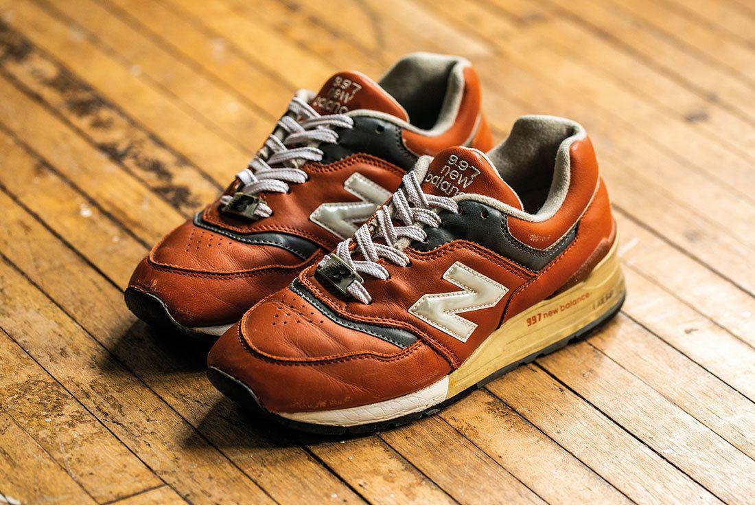 Nb 997 Orange 3699