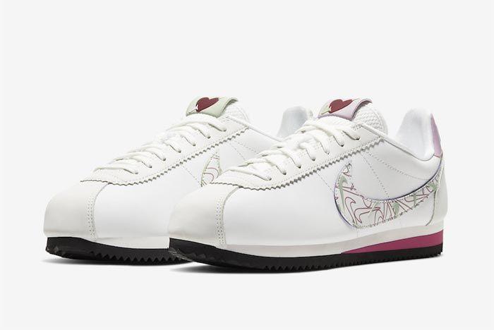 Nike Cortez Valentines Day Pair