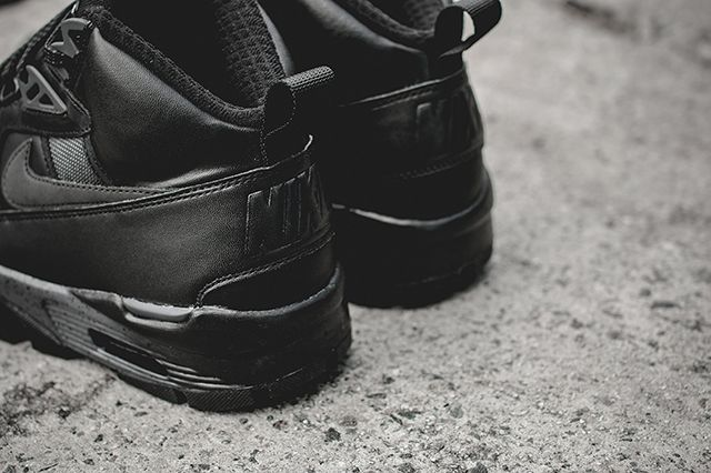Nike Air Trainer Sc High Sneakerboot Black 5
