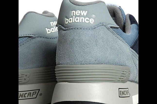 New Balance 577 Blue Heel 1