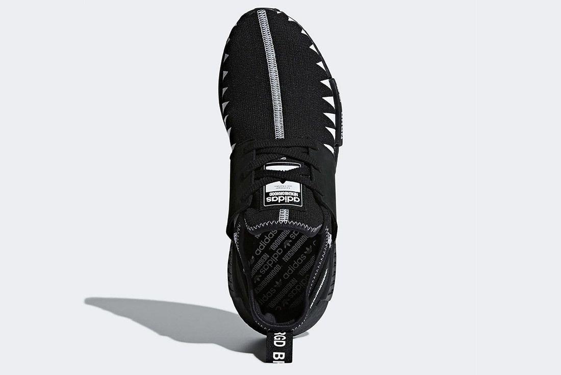 Neighborhood Adidas Nmd Black Boost 3