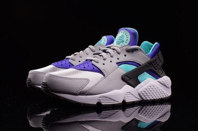Nike Huarache Artisan Teal Persian Violet 1
