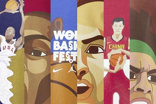 Nike World Basketball Tees 1 1