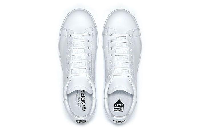 Dover Street Market Dsm Adidas Stan Smith White Top