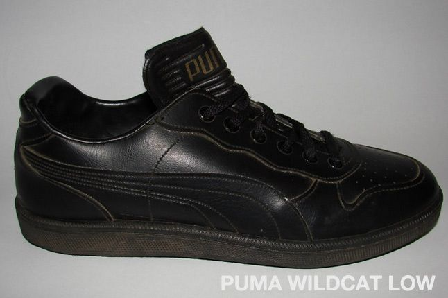 Puma Wildcat Low 1