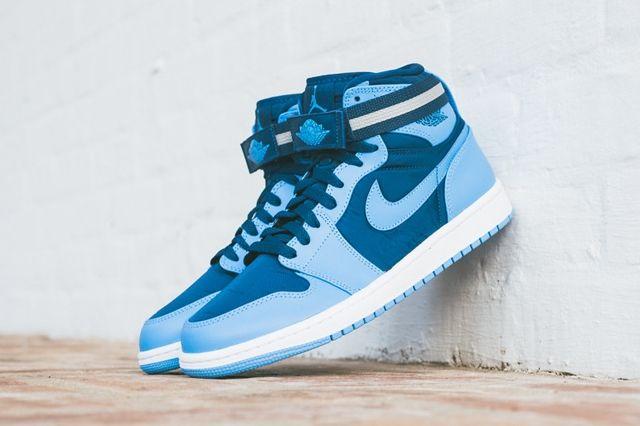 Air Jordan 1 High Strap French Blue Uni Blue 7