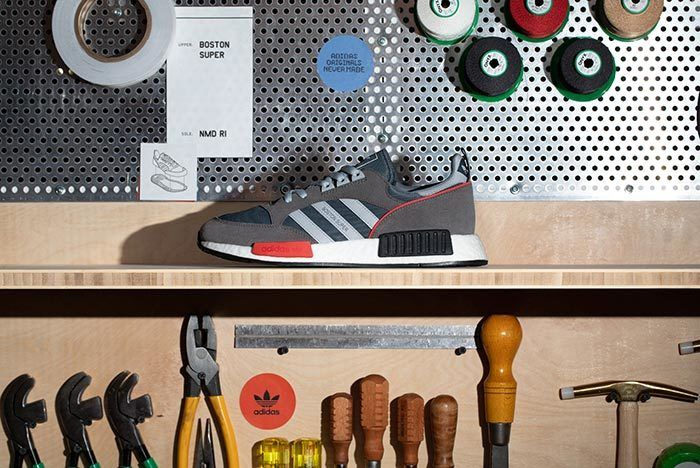 Adidas Nevermade Boston Super