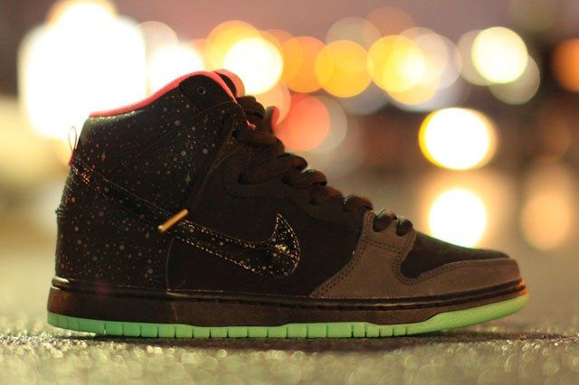 Nike Dunk Sb Northern Lights