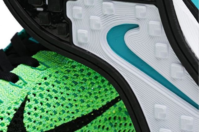 Nike Flyknit Racer Sport Turquoise 6