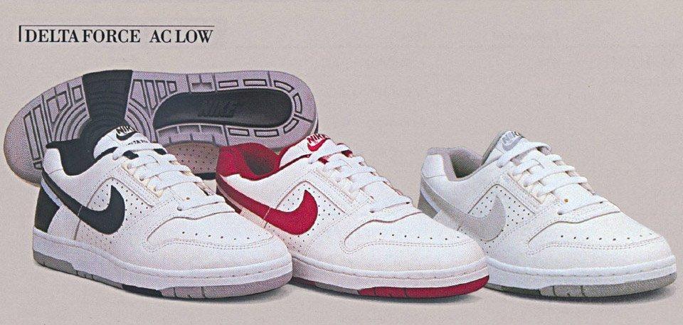 1987 Nike Sneaker Flashback - Sneaker