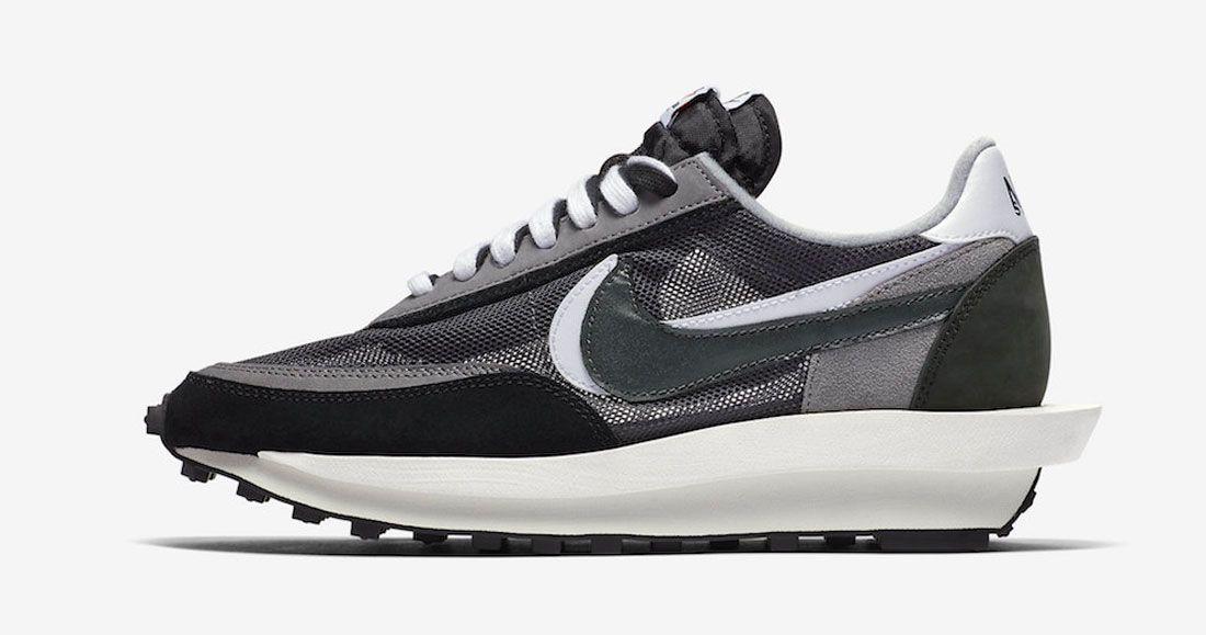 Delays Hit the sacai x Nike LDWaffle
